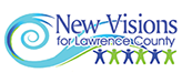 New Visions for Lawrence County Logo